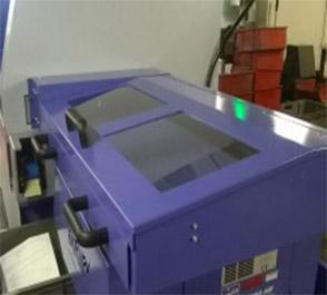 Low Discharge Conveyor