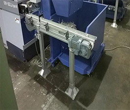 Additional Parts Conveyor