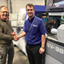 Subcontractor secures business from overseas with sliding head capabilities