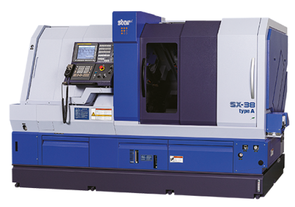 Star GB Sliding Head Lathes
